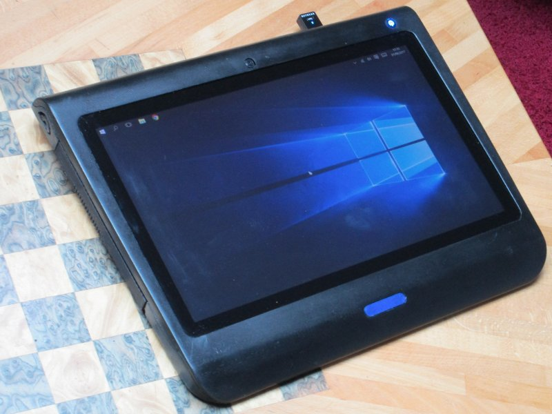 UP board Tablet